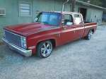 1986 Chevrolet crew cab LS swaped