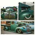 1946 Chevrolet PICKUP LS POWERED AIR RIDE