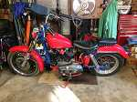 1973 Harley-Davidson Built 1200