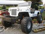1953 Jeep  Willys 4x4 Toy