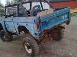 1970 Ford bronco  REDUCED