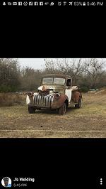 1947 Chevrolet 3/4 ton
