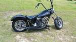 2002 CUSTOM SOFTAIL SOFTAIL