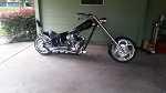 2006  lone star chopper