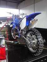 2005 Yamaha yz250