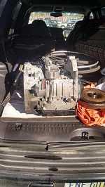 2002 vw jetta transmission automatic 1.9t diesel