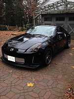 2003 Nissan 350Z..WITH LS1 ENGINE