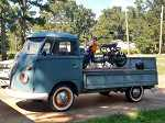 1960 Volkswagen Single cab pick up