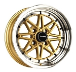 Drag DR-20 Work Equip 03 Style Wheels Rims 15""