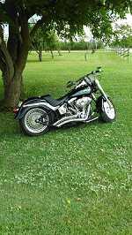 2009 Harley-Davidson Fatboy FLSTF