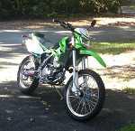 2009 Kawasaki KLX250s