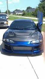 1998 Mitsubishi gsx