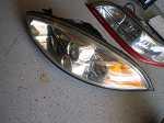 2001 2002 MERCURY COUGAR LEFT DRIVERSIDE SIDE HEAD