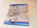 98-10 Volkswagen VW Beetle Front Door Panels BLUE