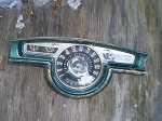 RARE 1954 55 OLDSMOBILE SUPER 88-98 SPEEDOMETER GA