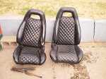 1982 83 84 Pontiac Firebird Trans Am PMD Seats