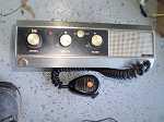1963 Hallicrafters CB-5 CB Radio Transceiver MARK