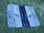 98-10 VW BEETLE DOOR PANEL SET LEFT AND RIGHT SIDE