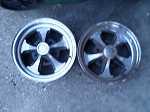 keystone klassic Mag wheels RIMS GM CHEVELLE CAMAR