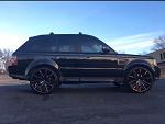 2011 Land Rover Range Rover HSE Sport