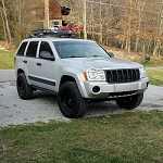 2005 Jeep grande cherokee laredo