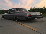 1962 Chevrolet bagged  Biscayne