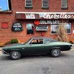 1969 Chevrolet chevelle SS 396 4 speed!!