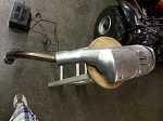 Honda CBR 600 Undertail exhaust