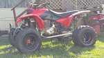 2001 Honda trx 400ex
