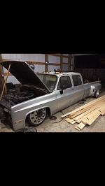1989 Chevrolet C30