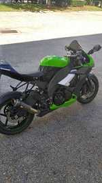 2009 Kawasaki Ninja zx 10r