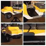 1990 Na Golf cart