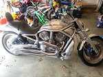 2002 Harley-Davidson vrod vrsca