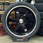 Boss 330 24 inch wheels