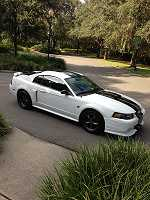 2004 Ford MUSTANG GT SUPERCHERGED