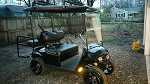 2015 ezgo golf cart