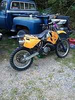 1994 KTM 250