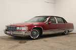 1993 Cadillac Fleetwood