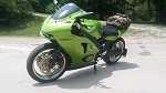 2002 Kawasaki zx6r