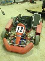 2002 Briel MX 125