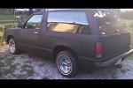 1989 Chevrolet S10 Blazer