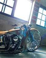 2011 Harley-Davidson Full Custom Deluxe