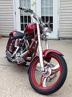 2006 Harley-Davidson Custom Softtail