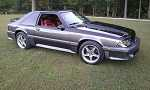 1993 Ford mustang .gt