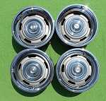 Chevrolet rally wheels