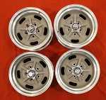 American Racing Salt Flat wheels