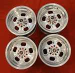 Weld Rod Lite wheels