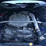 2004 Nissan FORD MUSTANG