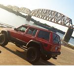 1993 Jeep cherokee country