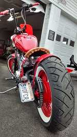 1999 Honda Shadow vlx 600 bobber